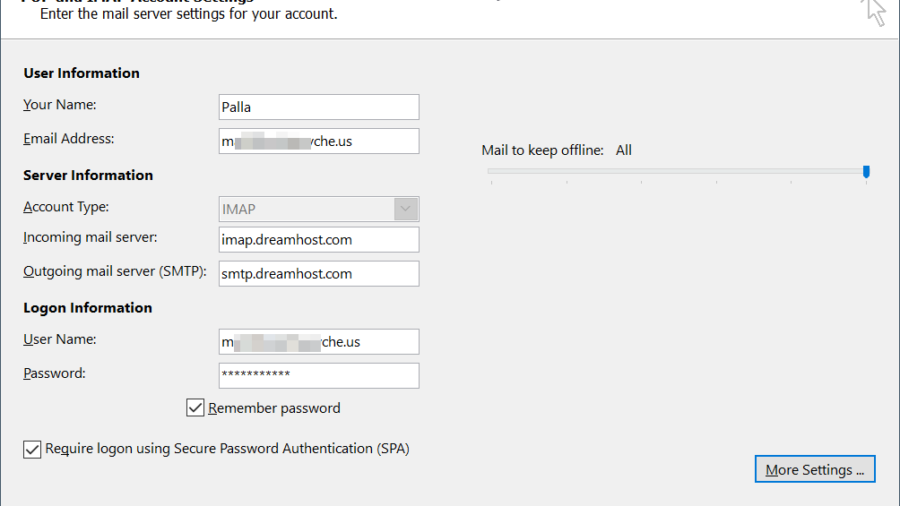 How to Migrate Email Accounts from SiteGround to DreamHost in 4 Steps