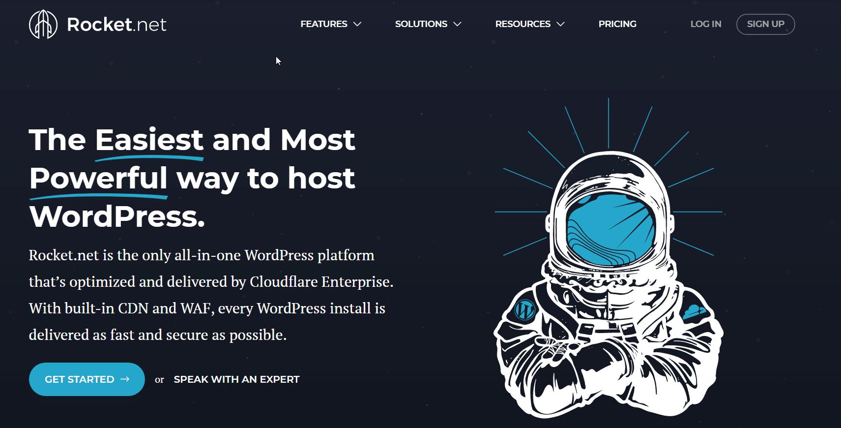 quick wordpress hosting 2021